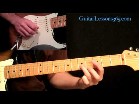 Eric Johnson Style Chords Pt.1 Guitar Lesson - Fender Stratocaster