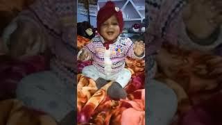 Funny baby veer