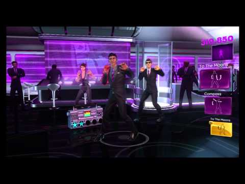 Dance Central 3- Starships By Nikki Minaj (hard Difficulty) video