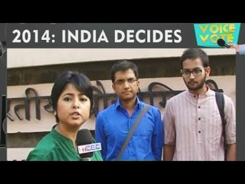 IIT Delhi - Voice Vote: What Does Young India Want?