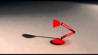 Animation of a Lamp