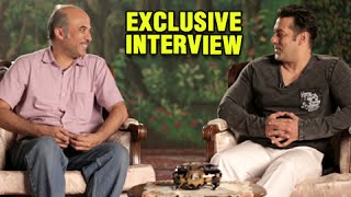 EXCLUSIVE INTERVIEW : Salman Khan & Sooraj Barjatya | From Maine Pyar Kiya To Prem Ratan Dhan Payo