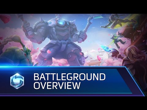 Heroes of the Storm: Hanamura Overview