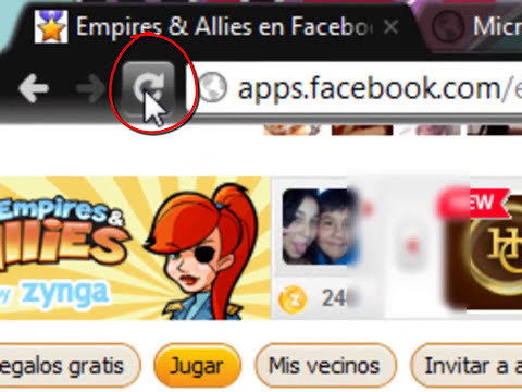 Hack Empires y Allies con Cheat Engine Temporal