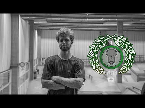 A Beer With -  Chris Belling in Skatepark de Fabriek