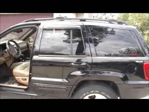 1999 Jeep Grand Cherokee Limited 4x4