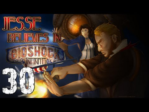 Bioshock: Infinite (Part 30) - You are NOT the Father.