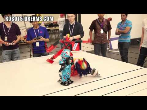 RoboGames 2012: Robot Japan Rumble