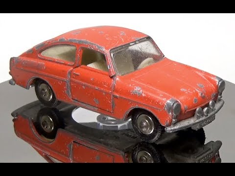 Matchbox Restoration: No67 Volkswagen 1600 TL