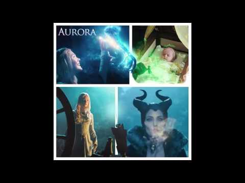 Maleficent Motion Graphic - Aurora (2014) - Angelina Jolie, Elle Fanning Movie HD
