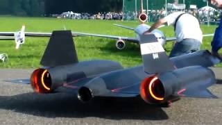 RC MODEL AIRLINER,JET,HELICOPTER AND AIRPLANE MIX ENJOY