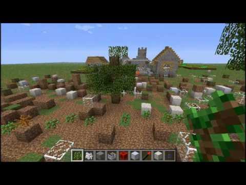 Minecraft Power Plant