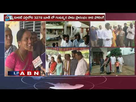Telangana Elections 2018 | LIVE Updates from Polling Booths across Telangana | ABN Telugu