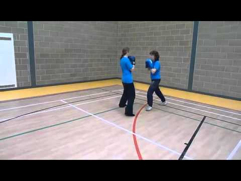 Savate Training exercise Image 1