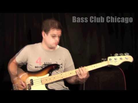Bass Club Chicago Demos - Heavy Electronics El Oso Bass Distortion