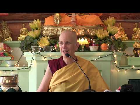How precepts promote harmony in the sangha