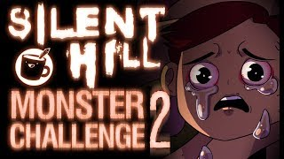 Artists Draw More Silent Hill Monsters (That They've Never Seen)