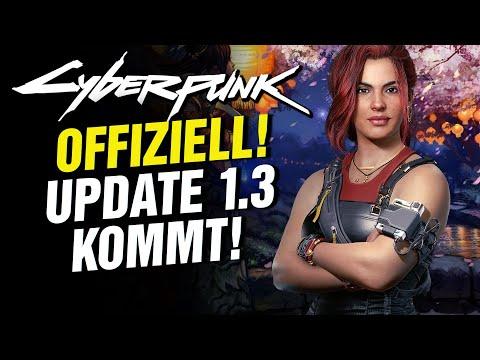 Endlich! CYBERPUNK 2077 Update 1.30 kommt! Erster Einblick!