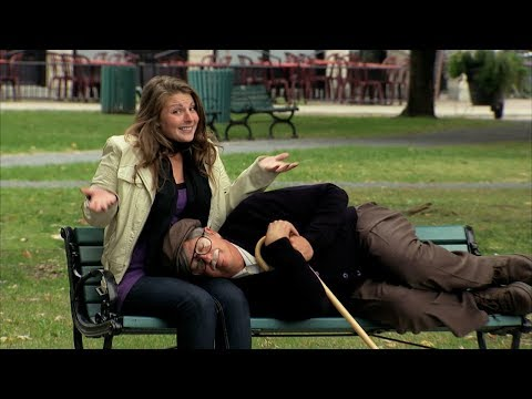 Best of Just for Laughs Gags - Drowsy Sleepy People