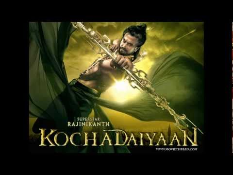 Rajini's Kochadaiyaan Shooting Over
