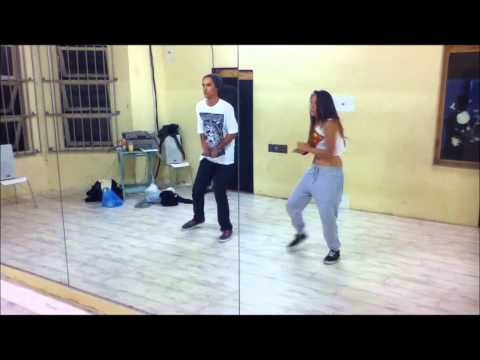 Chris Brown Sex Choregraphy By Sarah & Karim video