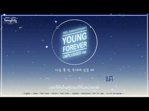 [THAISUB] Young Forever (Unplugged ver.) - BTS