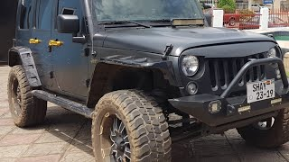 Wendy Shay Arrives In Her Customised Jeep Car, Reveals Alot About Shatta Wale & Talks Abt Fantana
