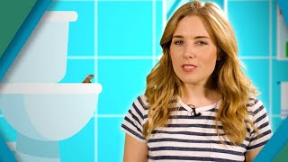 Animals found in the toilet - Earth Unplugged