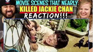 Movie SCENES That Nearly KILLED JACKIE CHAN - REACTION!!!