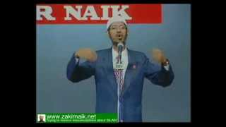 Zakir Naik Q&A-39  |   Why GOD can't take human form