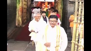 MP Murali Mohan Visits TTD and Clarify His Chowdary Comments On Tirumala