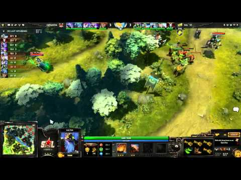 SLTV StarSeries S6 Day 9 - Na`Vi vs QPAD Red Pandas