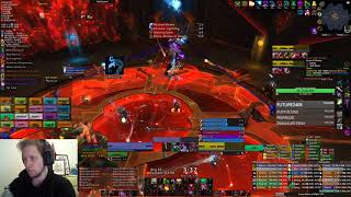 Fragglene vs Coven of Shivarra [Mythic] | Affliction Warlock