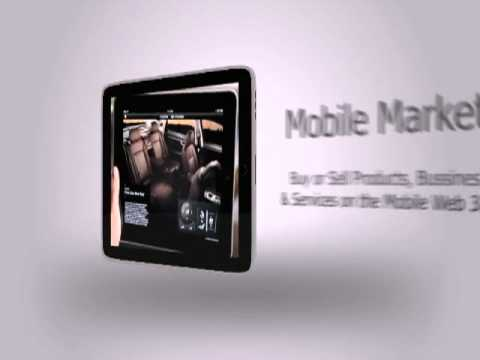 Mobile Web 3.0 - Upload, Download And Share Mobile Content Everywhere! video