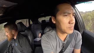 Taking the 2019 Toyota RAV4 HV (hybrid) off-road