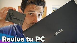 Dale una SEGUNDA JUVENTUD a tu viejo PC CON ESTO, por 55€ ($63)