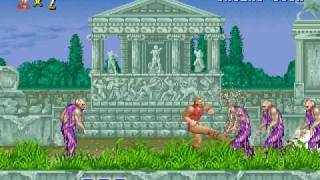 Arcade Longplay [178] Altered Beast