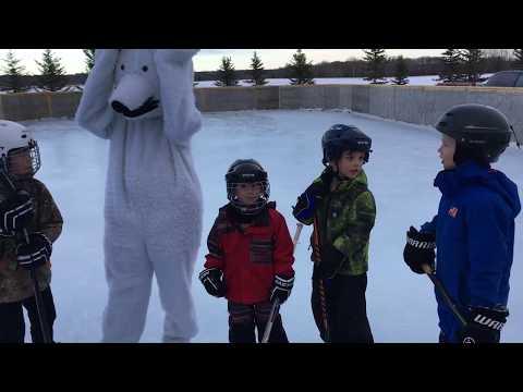Kids Distance Dip Challenge