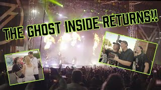 The Ghost Inside Returns!!