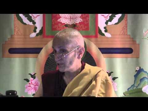 91 Aryadeva's 400 Stanzas: Nagarjuna's Tetralemma 02-05-15