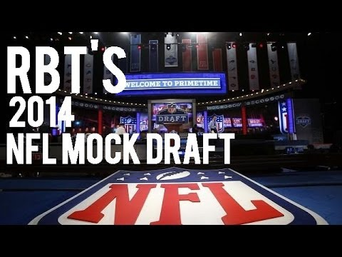 2014 NFL Mock Draft 1.0 - Pittsburgh Steelers | Save Money With DIY