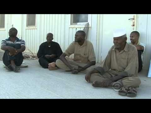 The CBS Evening News with Scott Pelley - Ethnic violence -- a barrier to Libyan progress