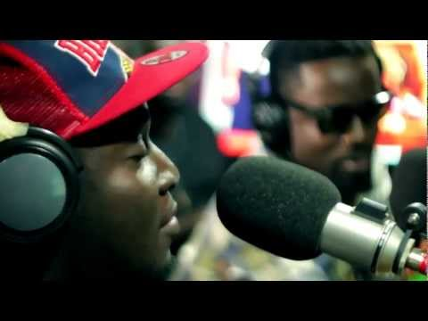 Sarkodie & Jayso - (TMG) Interview with Jeremie on Yfm