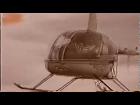 Radio 1 Oslo - TV-reklame trafikk-helikopter (1993)