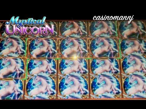 WMS - Mystical Unicorn Slot Bonus Feature - Harrah's Casino and Racetrack - Chester, PA