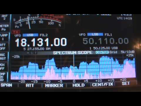 Amateur Radio 17 Meters