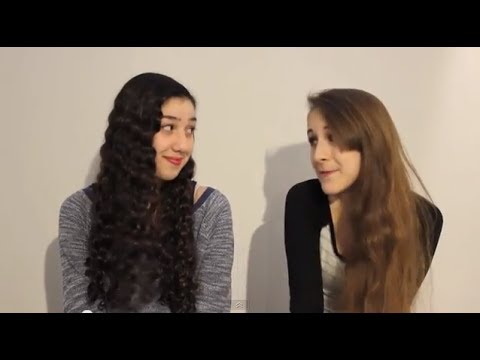 Love Is An Open Door Frozen Cover - Paige and Emily