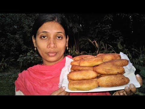 Chicken Bread Roll | Chicken Spring Rolls | Chicken Recipes Cooking By Street Village Food