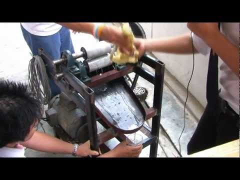 Design II - Sugar cane juice making machine.mpg
