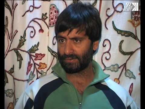 Interview with Yasin Malik: Founder of Kashmir's Armed Struggle